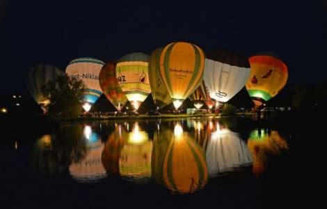 Idées de sorties en juin en Loir-et-Cher- Night Glow