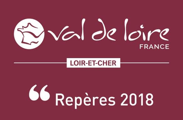 Provoyage - Repères 2018 - Statistiques de fréquentation touristique du Loir-et-Cher en Val de Loire