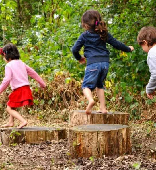 Sentier pieds nus à Loisirs Loire Valley - Vacances en famille autour de Chaumont-sur-Loire