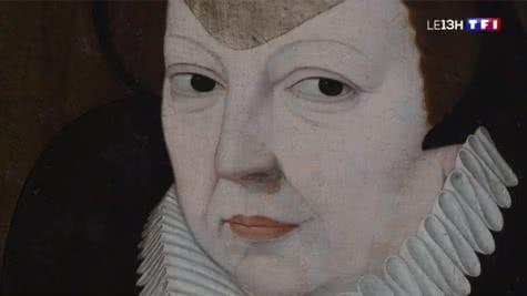 TF1 - Catherine de Medicis - Une reine au caractère controversé - 500 ans de Renaissance en Loir-et-Cher Val de Loire