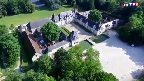 TF1 - Préservation du château de Villesavin à Tour-en-Sologne - Séjour en Loir-et-Cher Val de Loire