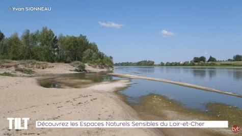 TILT TV TOURS - Les Espaces Naturels Sensibles de Loir-et-Cher en Val de Loire