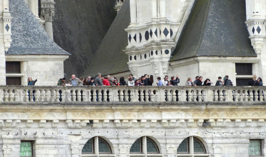 Visite de groupes au château de Chambord - Voyage groupe en Loir-et-Cher Val de Loire ©Christelle Biore - ADT41