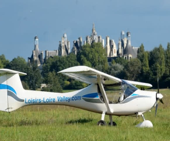 vols baptêmes en ULM - loisirs loire valley - Loisirs Loire Valley