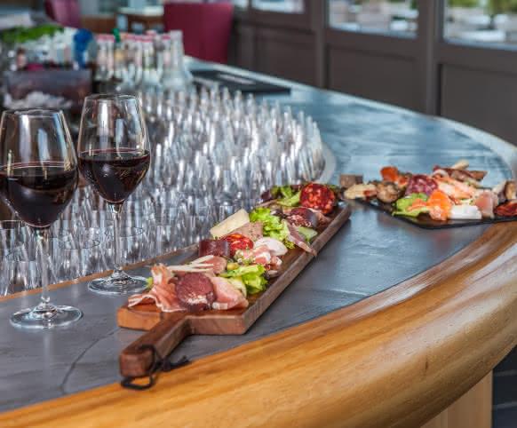 Bar à vins La Trouvaille - Vacances et gastronomie autour de Blois ©La Trouvaille