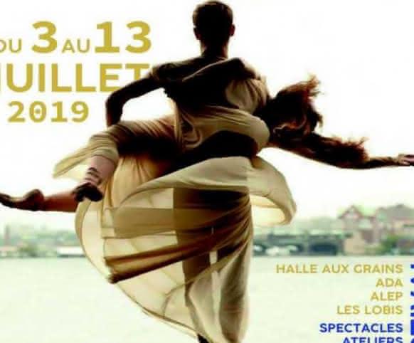 idées de sorties de Juillet en Loir-et-Cher - festival blois danse