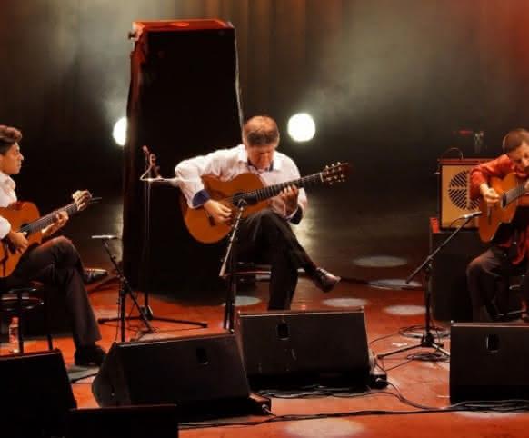 idées de sorties de Juillet en Loir-et-Cher - Festival international de guitare