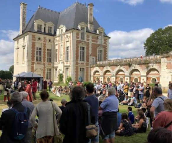 Château de Selles-sur-Cher - festival médiéval de Selles-sur-Cher