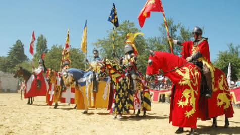 Idées de sortie de Juillet en Loir-et-Cher - Fête médiévale à la commanderie