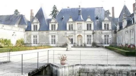 Idées de sorties de Juillet en Loir-et-Cher - Fêtes re-naissance au château de Villesavin