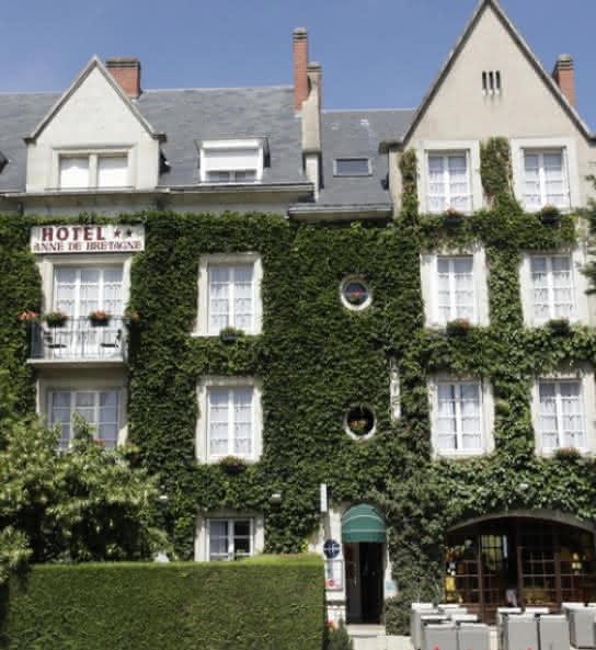 Hôtels proches de Blois- Hôtel Anne de Bretagne