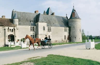 idées de sorties d'août en Loir-et-Cher - le banquet du roy théâtralisé au château de Chémery