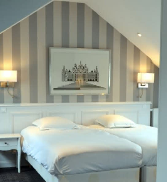 Hôtels proches de Blois