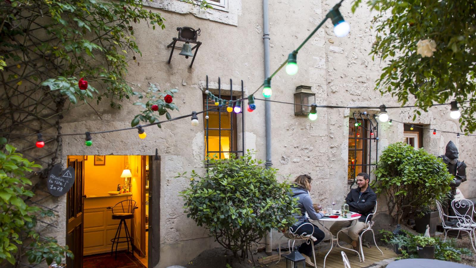 Autour de Blois - Les forges du château - City break à Blois - A voir à faire autour du château de Blois ©Cyril Chigot - Conseil départemental 41