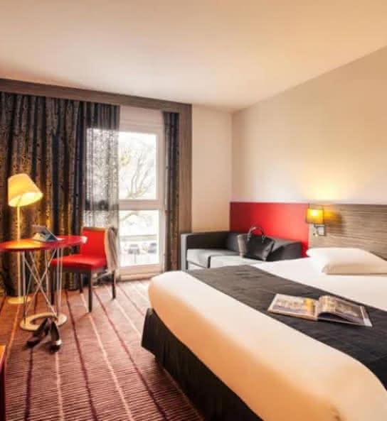 Hôtels proches de Blois- Mercure Blois centre