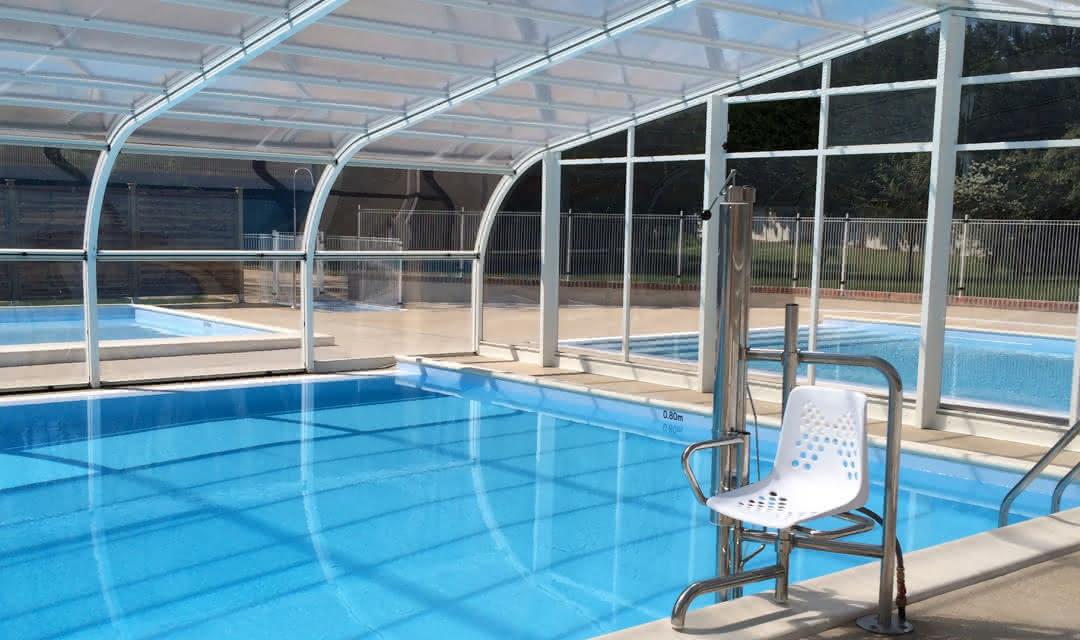 Trophées Tourisme et Handicap - Piscine Camping Sites et Paysages Les Saules à Cheverny - 800x600
