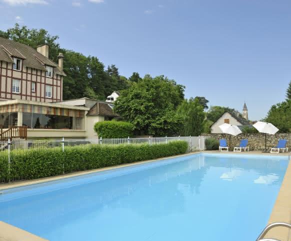 Hostellerie du chateau Chaumont-sur-loire