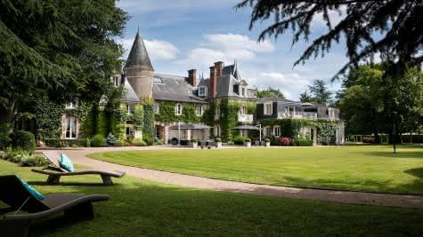 Les Hauts de Loire hôtel Onzain