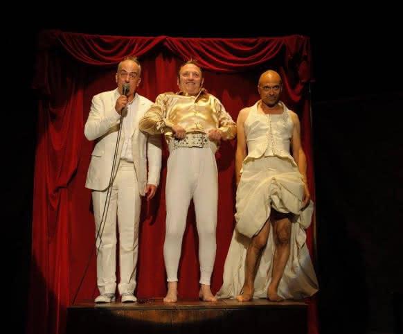 Dernier Songe de Shakespeare par la Compagnie du Hasard Théâtre ©Compagnie du Hasard