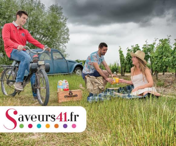 Saveurs 41 - Pique-nique en Loir-et-Cher Val de Loire - Vacances gourmandes en famille et entre amis ©MirPhoto-ADT41