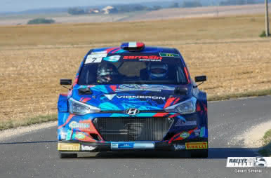 Rallye Coeur de France 2018 - Vendômois ©Gérard Simenel