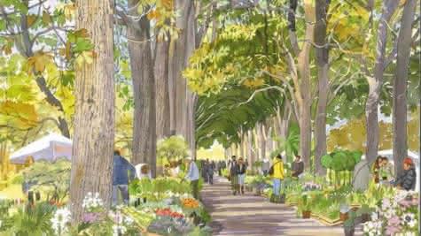 Les Botaniques de Chaumont-sur-Loire - Sorties en octobre en Loir-et-Cher Val de Loire