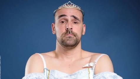 Idées de sorties en novembre en Loir-et-Cher - Spectacle de Kenny - théâtre Monsarbé de Blois en Val de Loire