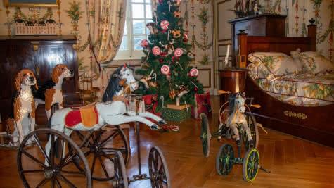 Noël au château de Cheverny