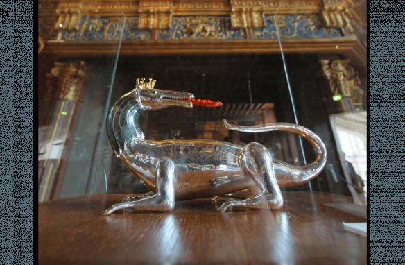 Château Royal de Blois - la Salamandre François 1er ©CHATEAUROYALBLOIS - D. Lepissier