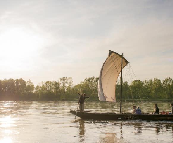 balade en bateau millière raboton