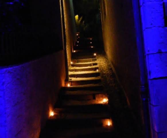 La Nuit des Lumières de Trôo