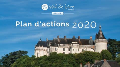 Provoyage - Plan d'actions 2020 de l'ADT41