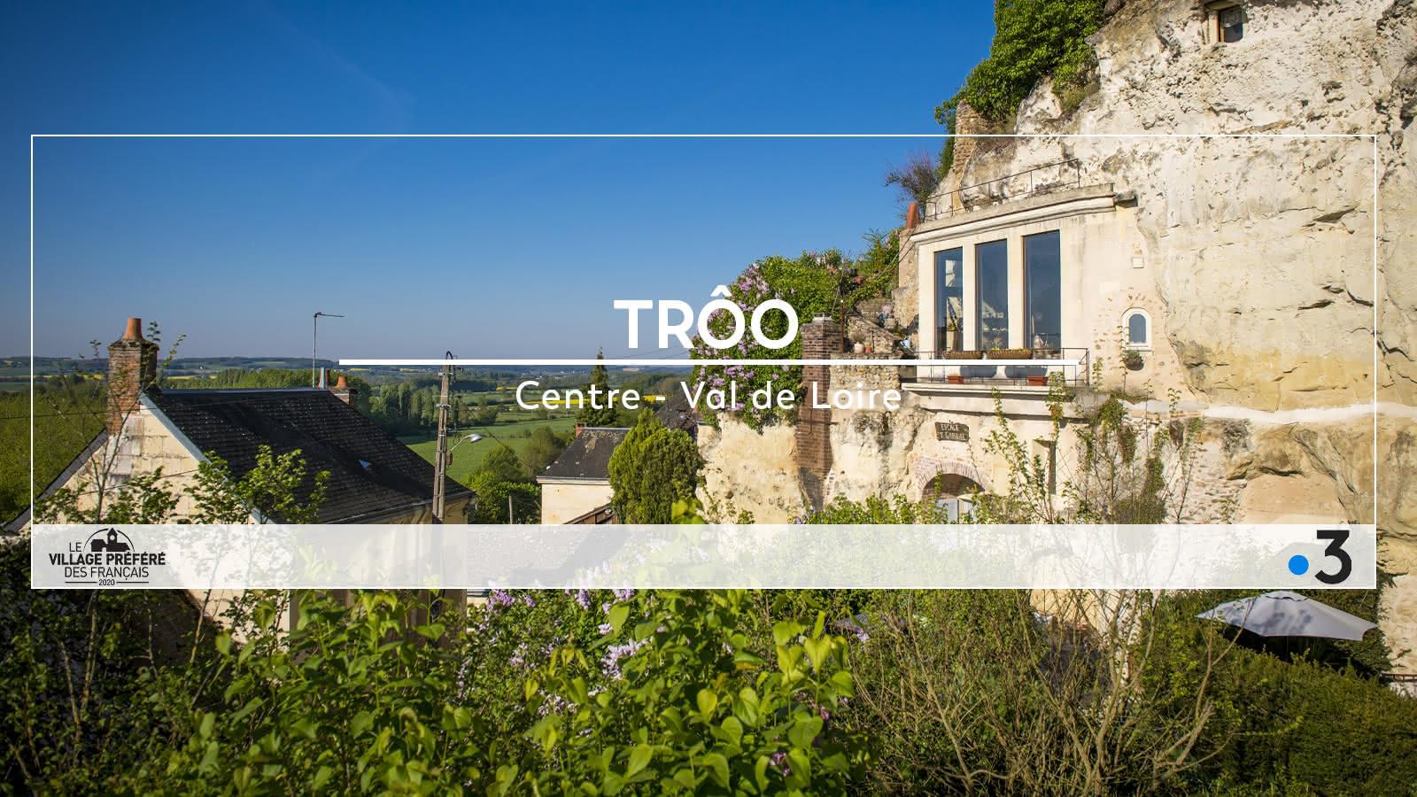 Trôo bientôt élu village préféré des français France 3 ?