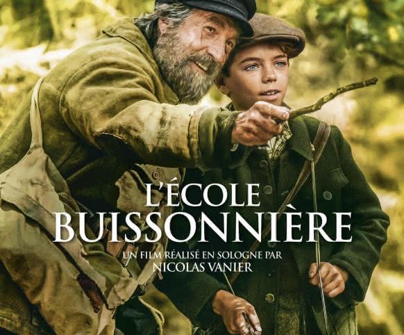 L'école buissonnière - Film de Nicolas Vanier sur la Sologne