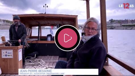 13 mai 2020 - M6 - 12h45 - Sur la Loire en Loir-et-Cher