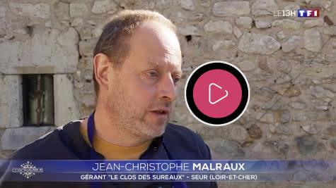 Ça se passe en Loir-et-Cher pendant le confinement - 13h - TF1 - Le Clos des Sureaux - 210420