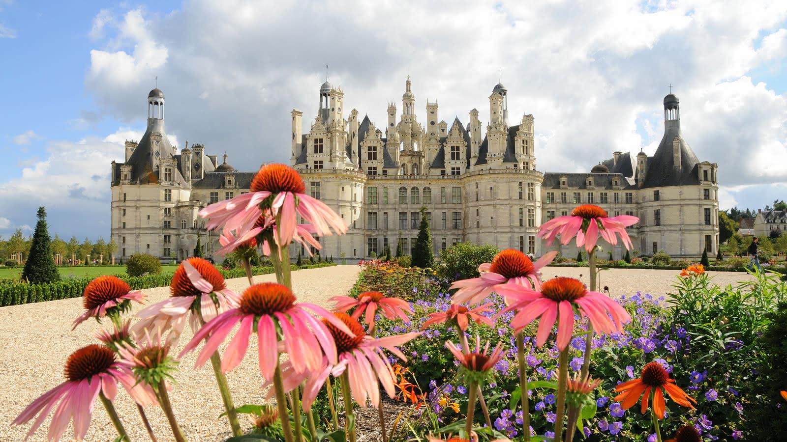 Château de Chambord - Vacances royales en Loir-et-Cher Val de Loire ©Sébastien Rio