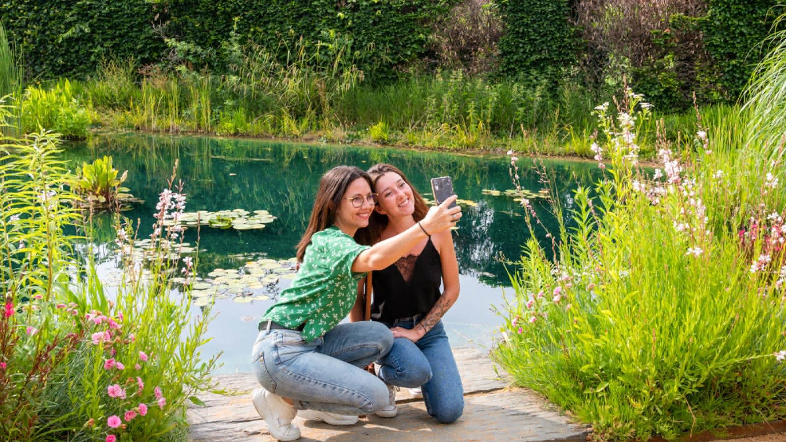 Festival International des Jardins de Chaumont-sur-Loire - Vacances insolites en Loir-et-Cher Val de Loire ©Studio Mir-ADT41