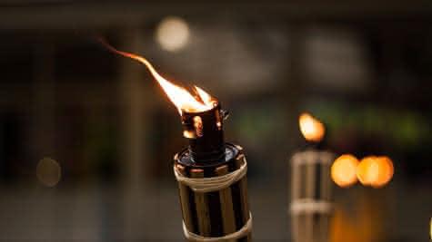 Flambeau - Visite de villes et villages en nocturne en Loir-et-Cher Val de Loire ©Image par Timothy90 de Pixabay