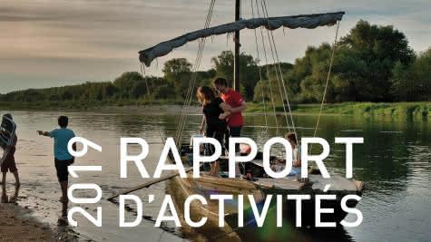 Rapport d'activités 2019 de l'Agence de Développement Touristique Val de Loire - Loir-et-Cher