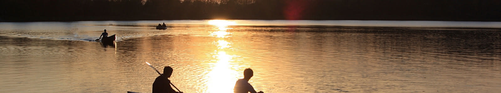 Les sorties crépusculaires en canoë avec la Maison de la Loire de Loir-et-Cher - Vacances nature en Val de Loire ©Image par Günther Schneider de Pixabay