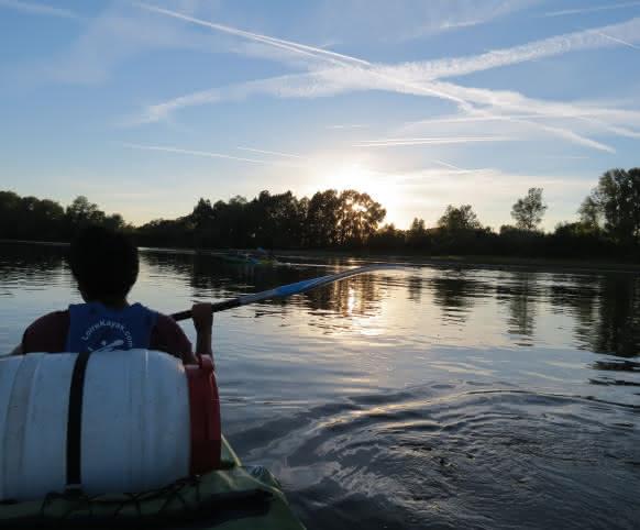 Découvertes nature en bord de Loire, de jour comme de nuit ©Maison de la Loire du Loir-et-Cher