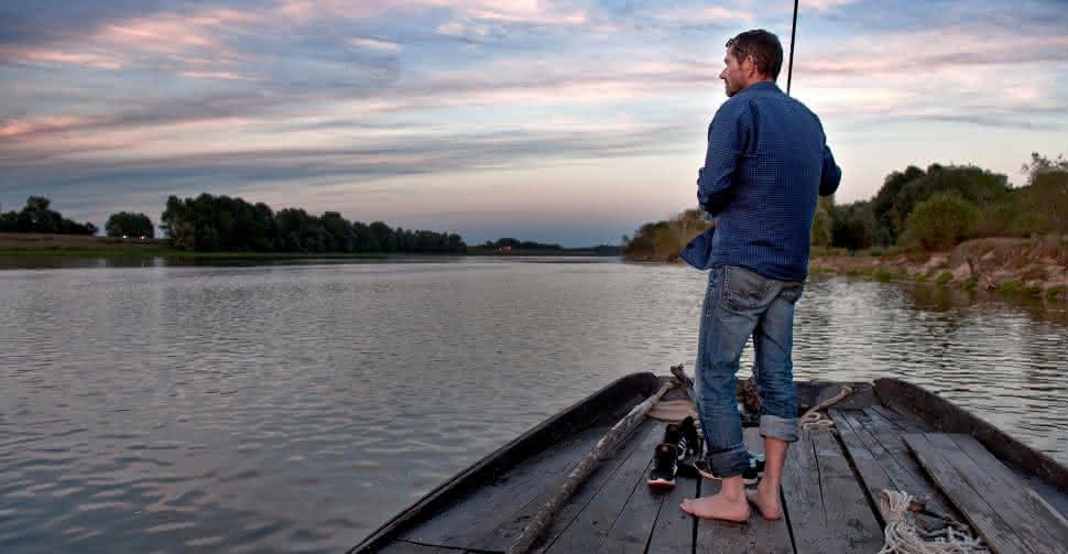 Balade en bateau sur la Loire - Ass-Raboton-Chaumont-Figurants©Laurent-Alvarez-ADT41