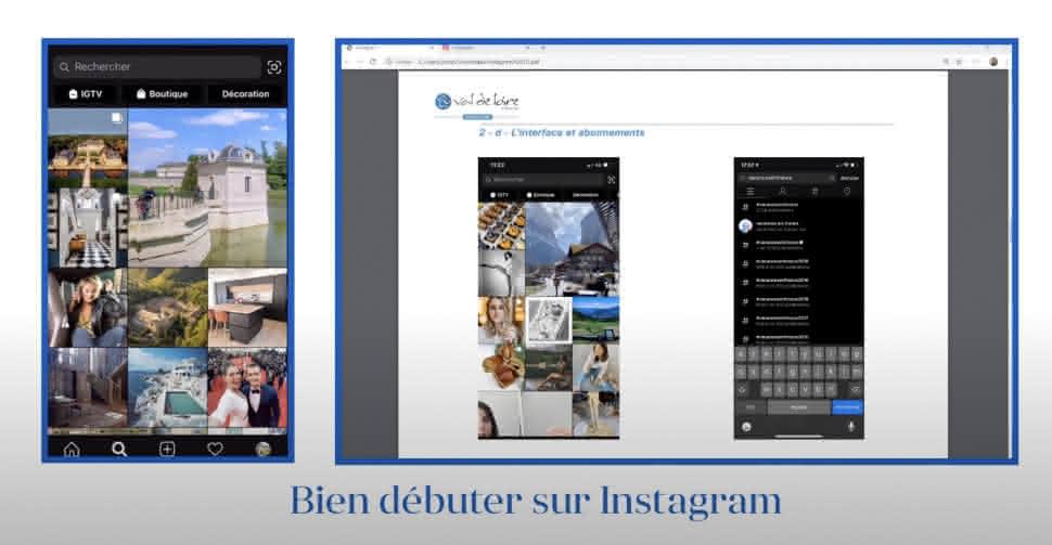 Webinar - Bien commencer avec Instagram