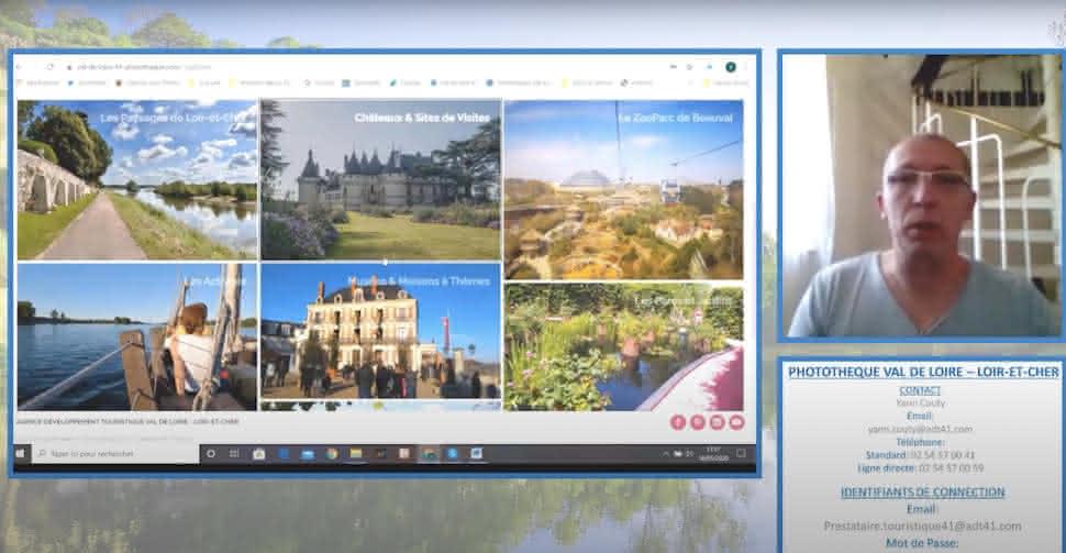 Webinar - Présentation de la Photothèque