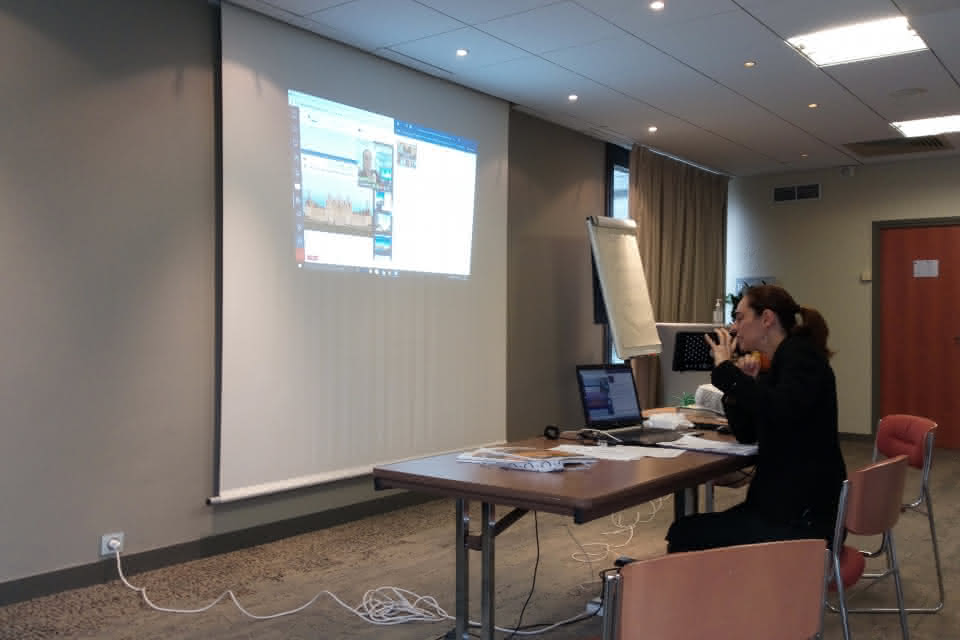 Provoyage - Webinaire B to B - Rencontres professionnelles à distance - Château de Chambord