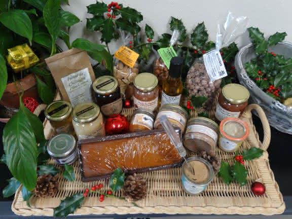 Produits du terroir - Tables de Noël en Loir-et-Cher Val de Loire©ADT41
