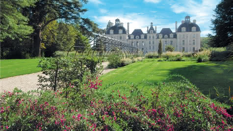 Chateau-de-Cheverny©MG-Editions