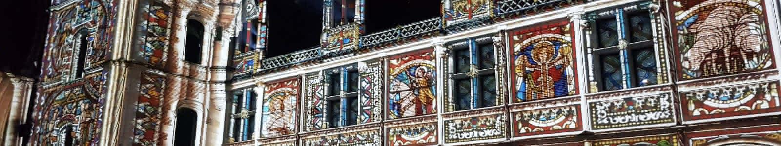 Son et Lumiere au chateau royal de Blois (c) F. LEGUERE (58)
