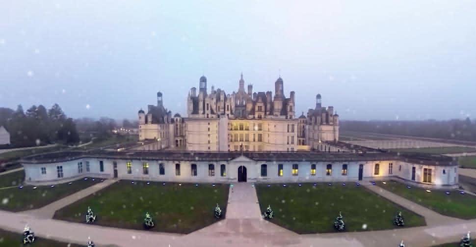 Timescope d'hiver en Loir-et-Cher Val de Loire